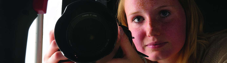 mbo opleiding Fotograaf-ede