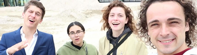 vloggers technova college ede nieuwbouw