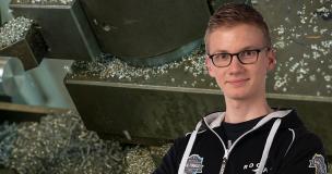 Hans Nonhebel - Engineer Werktuigbouwkunde – BOL - niveau 4